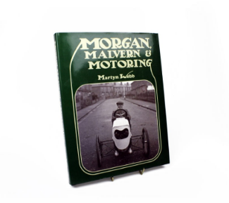 MORGAN, MALVERN AND MOTORING BOOK