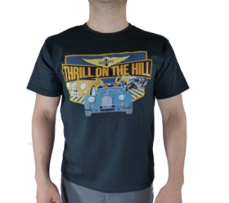 Morgan 'Thrill on the Hill' 2016 T-shirt