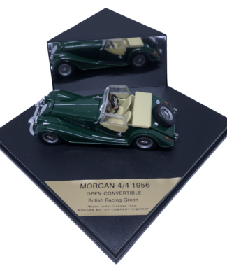 Morgan 4/4 1956 modelbil 1:43